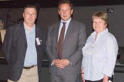 Greg, Ed & Anna