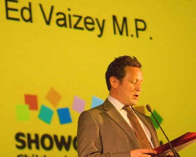Ed Vaizey MP