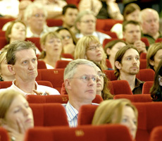 Delegates in audience 2006